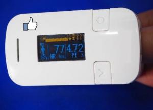 HRV2018 ポータブル自律神経バランス測定器